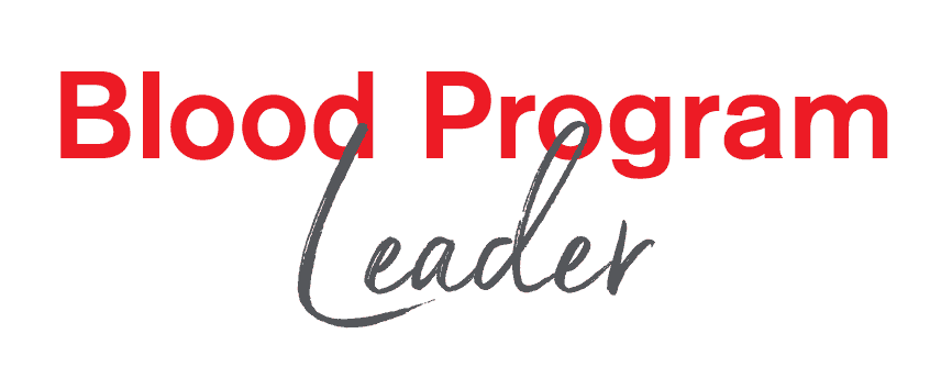Blood Program Leader